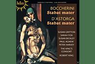 Robert King, Choir Of The King's Consort - Stabat Mater Op.61 [CD]