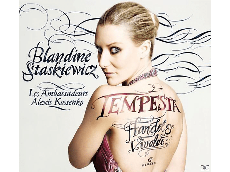 Staskiewicz Blandine - Tempesta-Arien [CD]