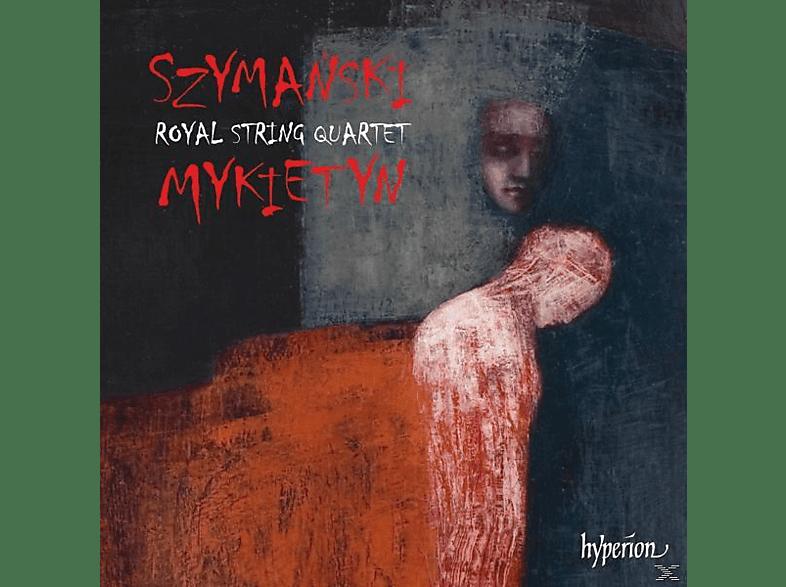 Royal String Quartet - Werke Für Streichquartett [CD]