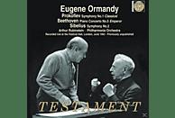 Eugene Ormandy, The Philharmonia Orchestra, Arthur Rubinstein - Sinfonie 1 Op.25/Klavierkonzert 5/+ [CD]