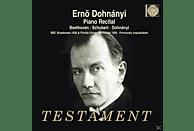 Ernõ Dohnányi - Klavier-Recital [CD]