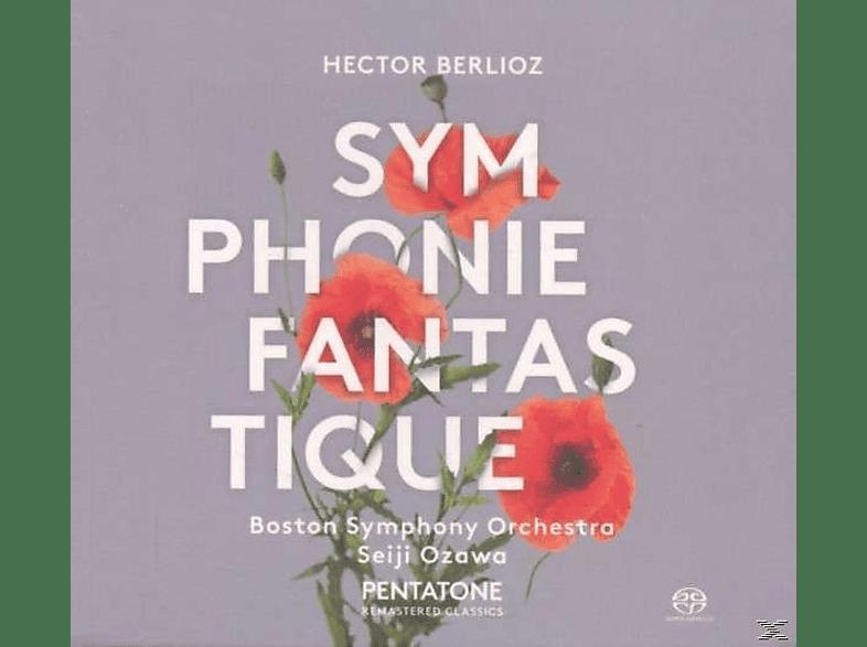 Seiji Ozawa - Symphonie Fantastique [SACD Hybrid]
