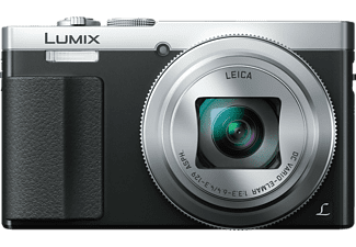 PANASONIC LUMIX Digitalkamera DMC-TZ71, silber