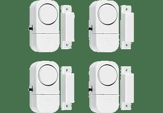 INDEXA DG-1 Mini Fensteralarm 4 Stück