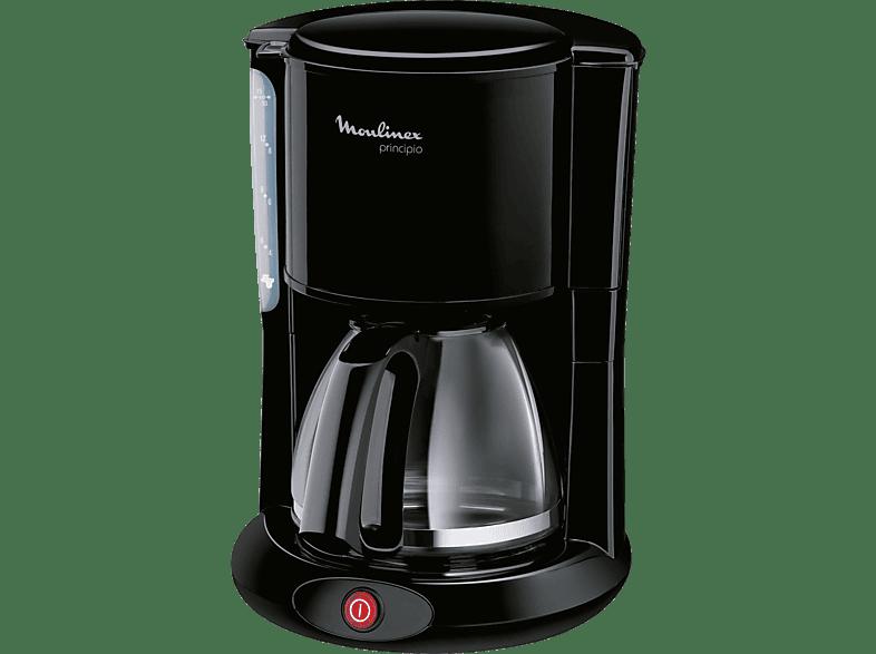 MOULINEX FG 2608.11 Kaffeemaschine Schwarz