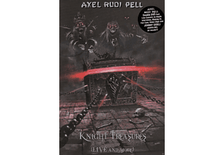 Axel Rudi Pell - Knight Treasures (Live And More)  - (DVD)