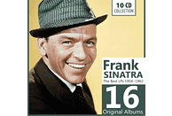 Frank Sinatra - 16 Original Albums-The Best Lps 1954-1962 [CD]