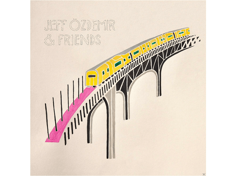 VARIOUS - Jeff Özdemir & Friends [LP + Download]