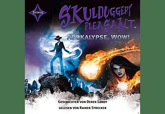 - Skulduggery Pleasant - Apokalypse, Wow!  - (CD)