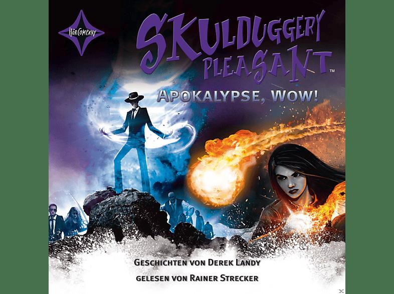 Skulduggery Pleasant - Apokalypse, Wow! - (CD)