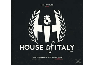 VARIOUS - House Of Italy Vol.2  - (CD)