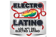 VARIOUS - Electro 40 Latino [CD]