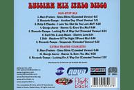 VARIOUS - Russian Mix - Italo Disco [CD]