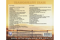 VARIOUS - tranquillity state [CD]