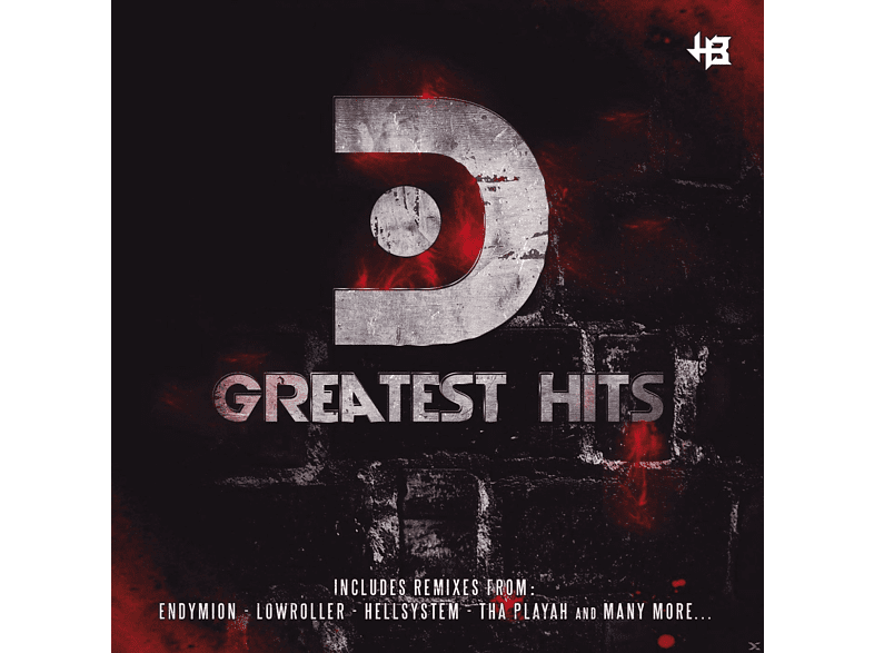 Dj D' - Greatest Hits [CD]