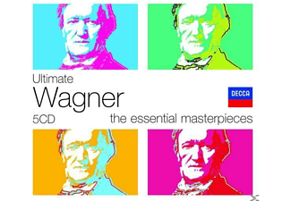 VARIOUS - Ultimate Wagner - (CD)