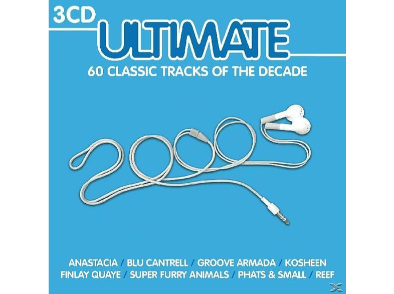 VARIOUS - Ultimate 2000's [CD]
