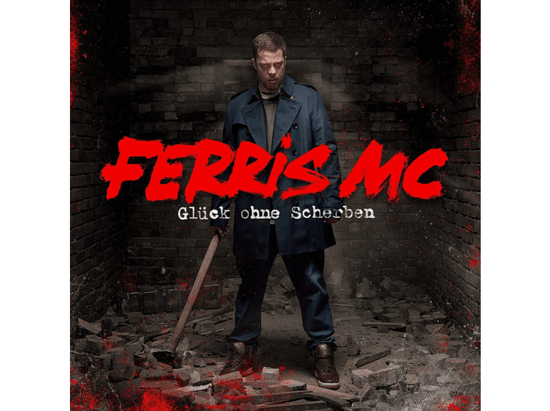 Ferris MC - Glück Ohne Scherben Fanbox (+T-Shirt Größe L) [CD]