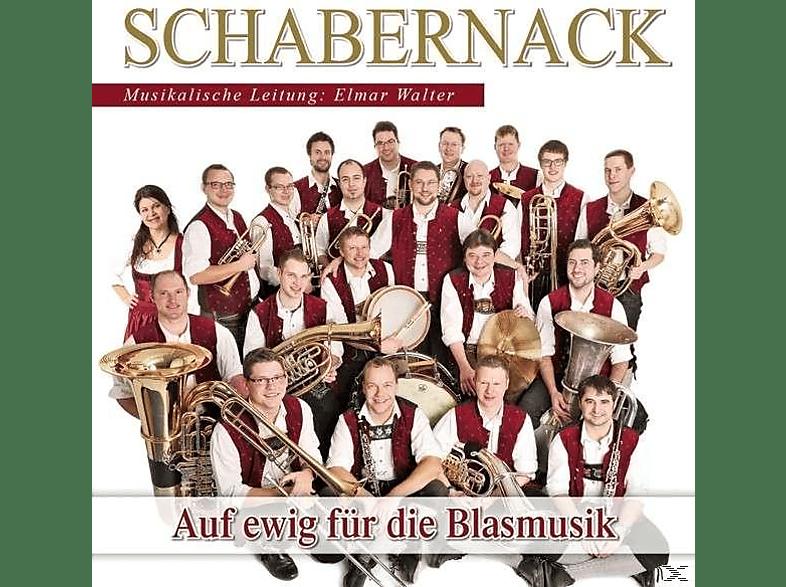 Schabernack - Auf Ewig Für Die Blasmusik [CD]