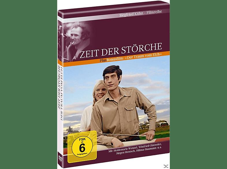 Zeit der Störche + Der Traum vom Elch [DVD]