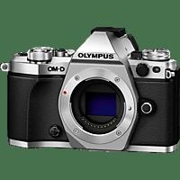 OLYMPUS OM-D E-M5 Mark II Body Systemkamera 16.1 Megapixel, 7,6 cm Display Touchscreen, WLAN
