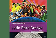 VARIOUS - Rough Guide: Latin Rare Groove Vol.2 [LP + Download]