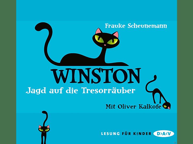 Frauke Scheunemann - Winston-Teil 3: Jagd Auf Die - (CD)