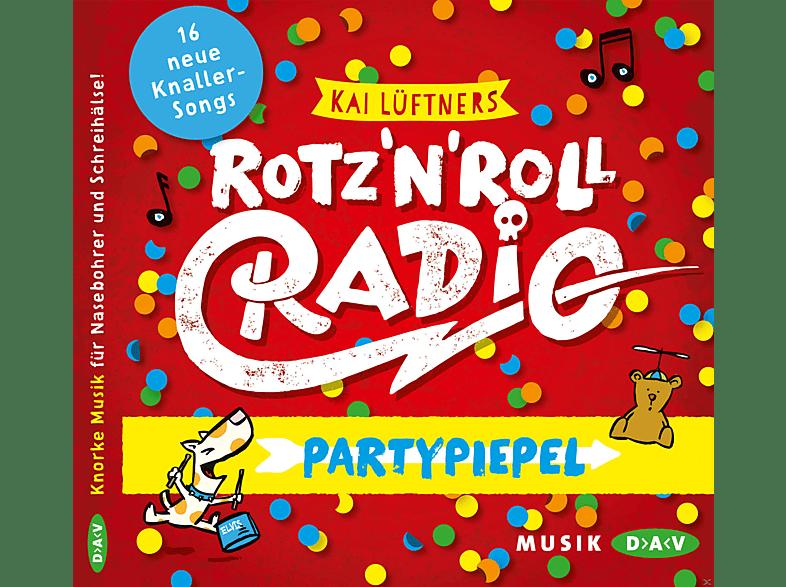 Lüftner Kai - Rotz 'n' Roll Radio-Partypie - (CD)