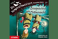 Die Vampirschwestern - Bissgeschick um Mitternacht - Folge 8 - (CD)