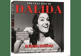 Dalida - The Very Best Of Dalida  - (CD)