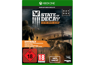State of Decay - [Xbox One]