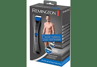 REMINGTON BHT 250 Delicates and Body Hair Trimmer, Akkubetrieb