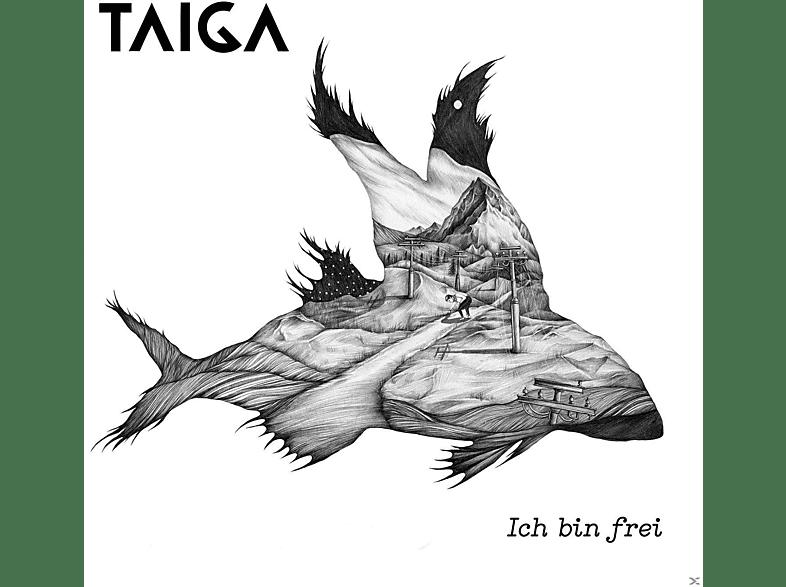 Taiga - Ich Bin Frei [CD]