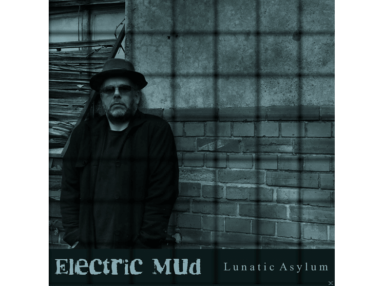 Electric Mud - Lunatic Asylum [CD]