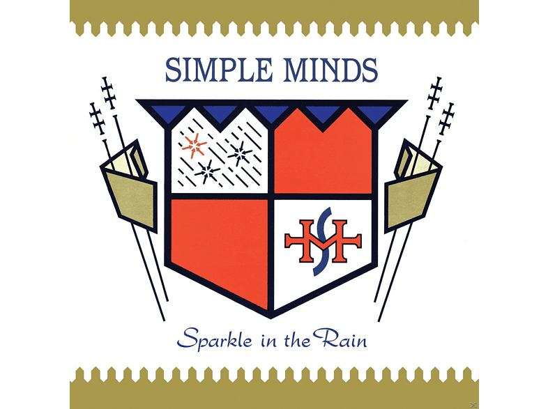 Simple Minds - Sparkle In The Rain (Remaster) [CD]