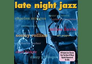 VARIOUS - Late Night Jazz  - (CD)