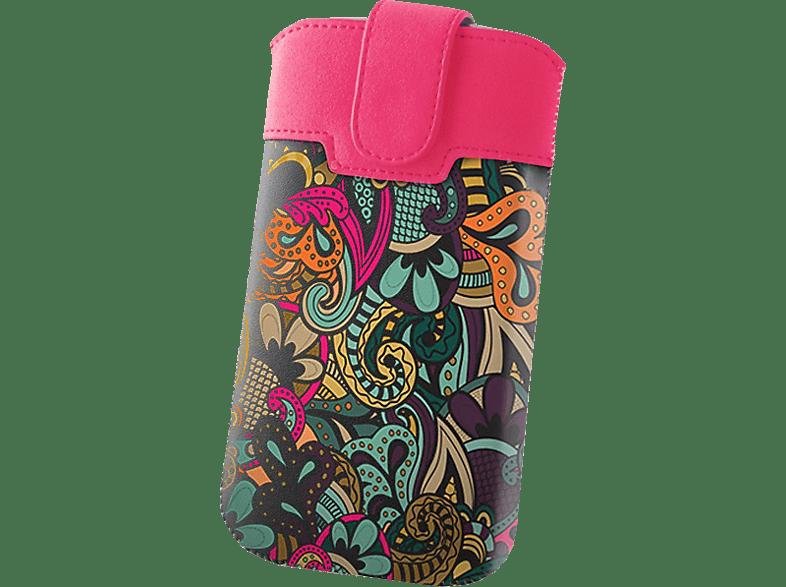 25653 Universaltasche Fashion  Universal Kunstleder Pink