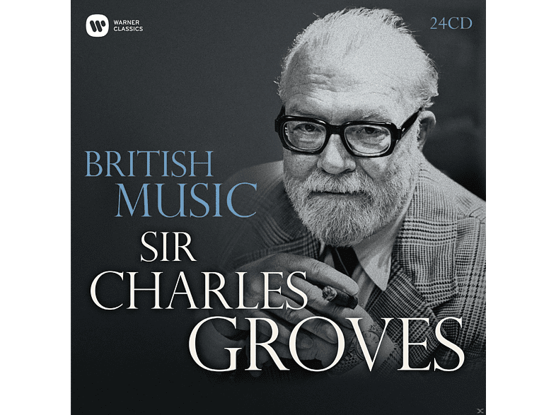 Charles Groves - British Music (Collector's Edition) [CD]