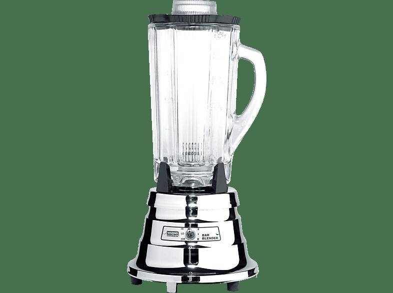 GASTROBACK 40110 Classic Bar Blender Standmixer Chrom (350 Watt, 1 l)