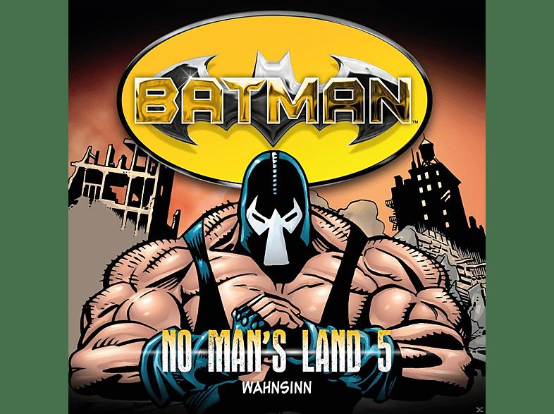 Batman - No Man's Land 05 - Wahnsinn - (CD)