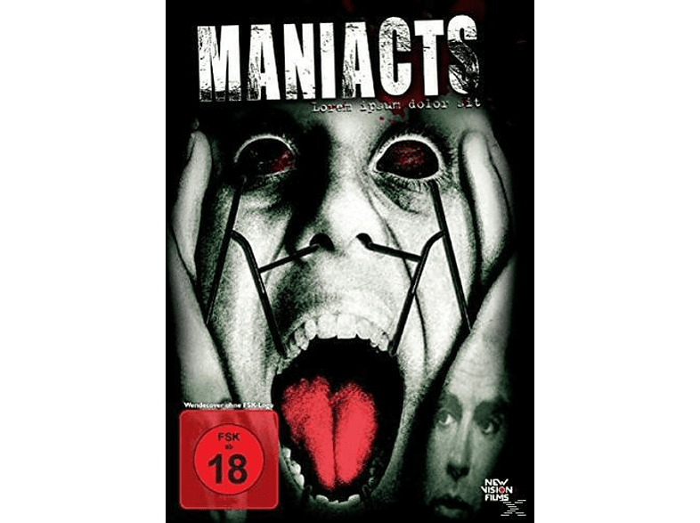 Maniacts [DVD]