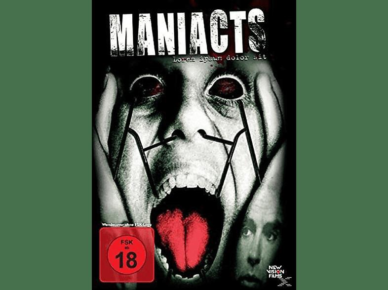 Maniacts DVD auf DVD online kaufen | SATURN