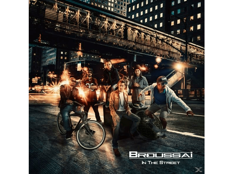 Broussaï - In The Street [CD]