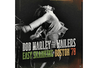 Bob Marley, The Wailers - Easy Skanking In Boston '78  - (Vinyl)