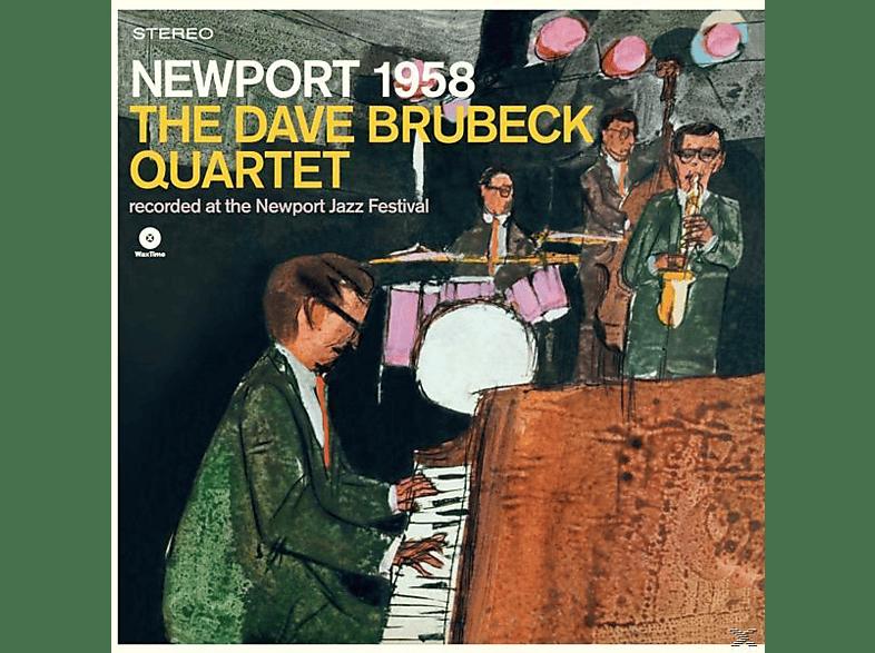 The Dave Brubeck Quartet - Newport 1958 (Ltd.Edt 180g Vi [Vinyl]