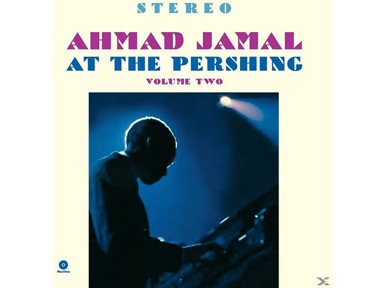 Ahmad Trio Jamal - At The Pershing Lounge 1958 Vo [Vinyl]