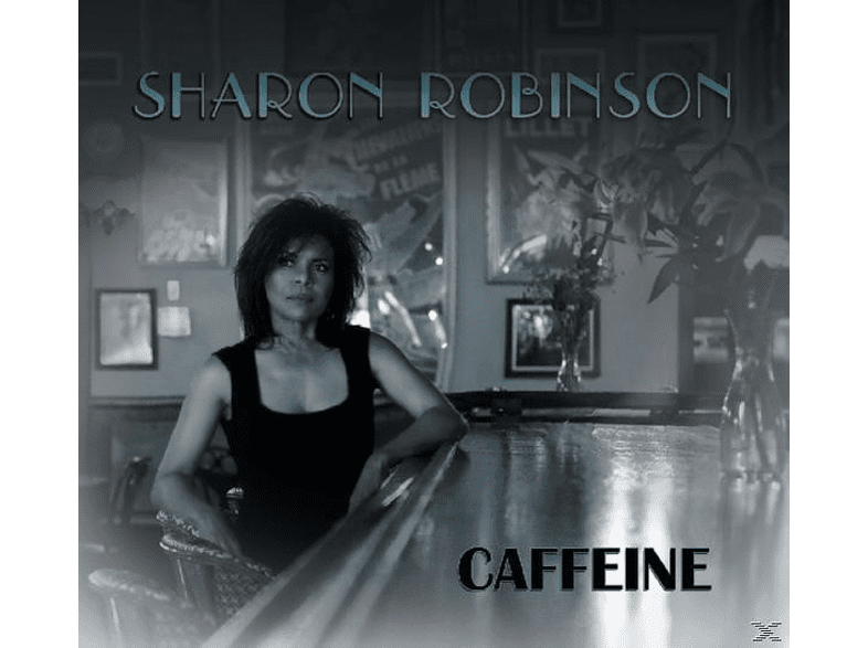 Sharon Robinson - Caffeine [CD]