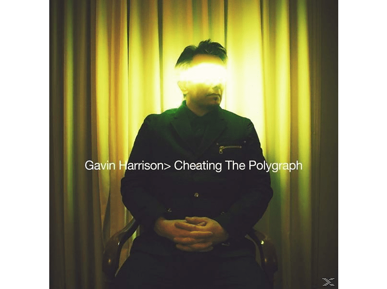 Gavin Harrison - Cheating The Polygraph [LP + Download]
