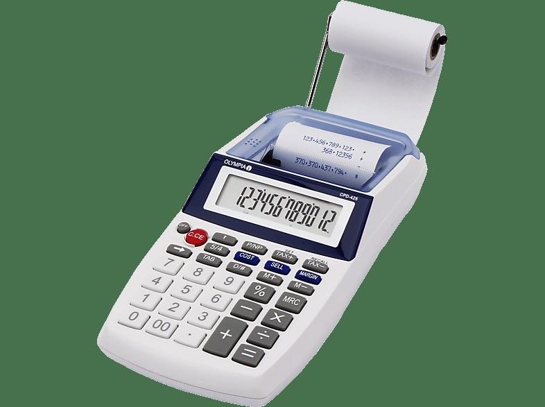 OLYMPIA CPD 425 Druckender Tischrechner