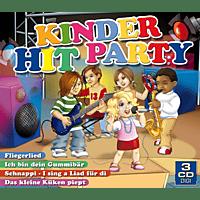 Kroki, Party-girls, Michi Und Die Hit-kids, Funny Kids, Kids United, Funny Chick, Melly Und Die Partykids, Die Party-mäuse, VARIOUS, Die Partykids - Kinder Hit Party - [CD]